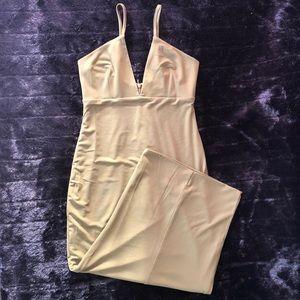 Fashion Nova Bodycon Olive Dress
